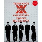TEAM NACS 20th ANNIVERSARY Special Blu-ray BOX