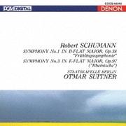 UHQCD DENON Classics BEST シューマン:交響曲 第1番≪春≫&第3番≪ライン≫