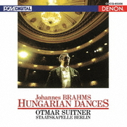 UHQCD DENON Classics BEST ブラームス:ハンガリー舞曲全集