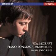 UHQCD DENON Classics BEST モーツァルト:ピアノ・ソナタ集