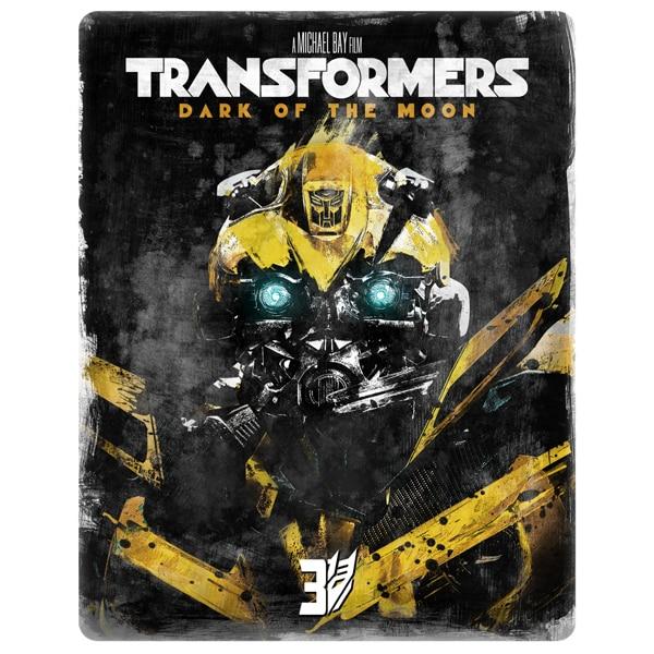 トランスフォーマー/ダークサイド・ムーン スチールブック仕様ブルーレイ [Blu-ray Disc]
