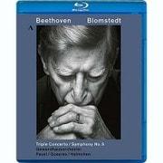 ベートーヴェン : トリプル・コンチェルト 交響曲 第5番 「運命」 [Blu-ray Disc]