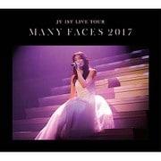 JY 1ST LIVE TOUR MANY FACES 2017