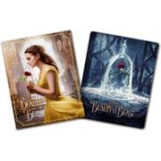 美女と野獣 MovieNEXプラス3Dスチールブック オンライン数量限定 [Blu-ray]