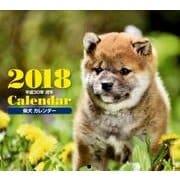 柴犬カレンダー 2018 [ムック・その他]
