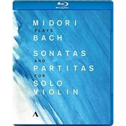 五嶋みどり、バッハを奏でる [Blu-ray Disc]