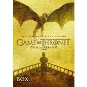 ゲーム・オブ・スローンズ 第五章:竜との舞踏 DVDセット