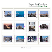 Digital Post Card Book / イタリア(2) [Windows/Mac ダウンロード版]