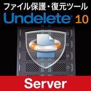 Undelete 10J Server [Windowsソフト ダウンロード版]