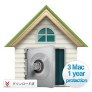 Family Protector 2013 - 3Mac - 1 year protection [Macソフト ダウンロード版]