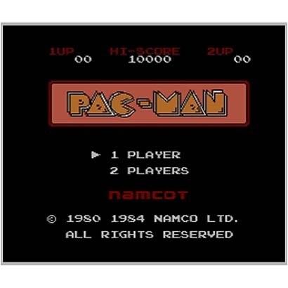 パックマン <ファミリーコンピュータ> [3DSソフト ダウンロード版 Virtual Console(バーチャルコンソール)]