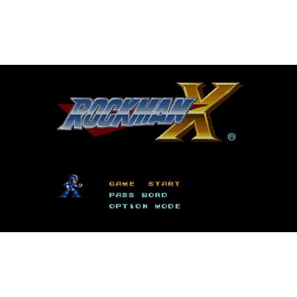ロックマンX <スーパーファミコン> [Wii Uソフト ダウンロード版 Virtual Console(バーチャルコンソール)]