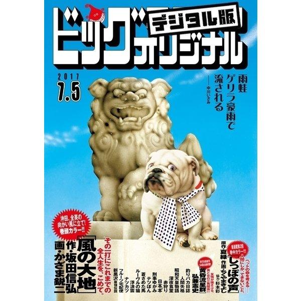 ビッグコミックオリジナル 2017年13号(2017年6月20日発売)(小学館) [電子書籍]