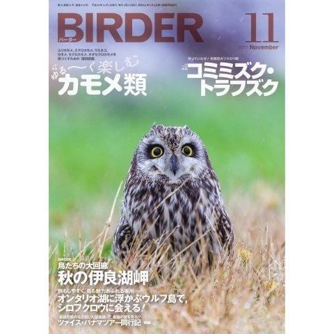 BIRDER(バーダー) 2017年11月号(文一総合出版) [電子書籍]