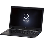 NEC PC-HZ750DAB [LAVIE Hybrid ZERO(ラヴィ) HZ750/DAB 13.3型ワイド/Core i7/SSD 256GB/8GB/Office H&B Premium プラス Office 365 サービス/ブラック]