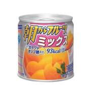 はごろもフーズ 朝からフルーツミックス 190g×12 [缶詰]