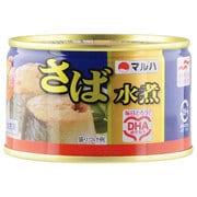 マルハ 月花さば水煮 200g×12 [缶詰]