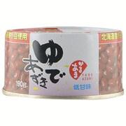 谷尾 さくらあん ゆであずき 北海道×12 [缶詰]