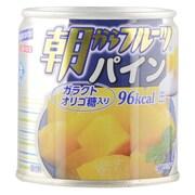 はごろもフーズ 朝からフルーツ パイン 190g×12 [缶詰]