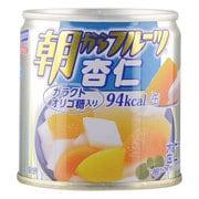 はごろもフーズ 朝からフルーツ 杏仁 190g×12 [缶詰]