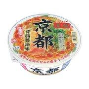 ヤマダイ ニュータッチ 凄麺 京都背脂醤油味 124g 即席カップ麺 ×12