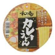 東洋水産 マルちゃん 和庵 カレーうどん83g×12 [即席カップ麺]