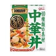 江崎グリコ どんぶり亭 中華丼 210g×10