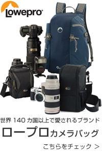 ロープロカメラバッグ