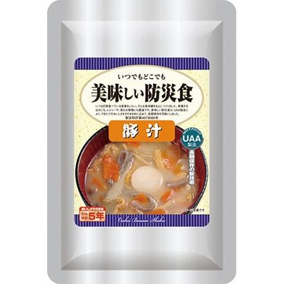 アルファフーズ 美味しい防災食 豚汁 180g