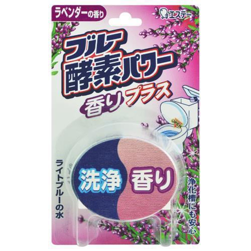 エステー ブルー酵素パワー 香りプラス ラベンダーの香り 120g [5433]