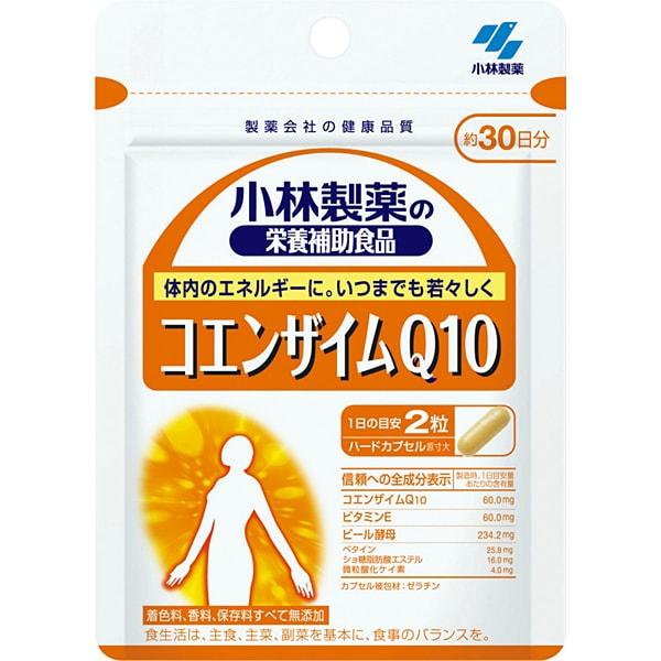 小林製薬 コエンザイムQ10 60粒 [5858]