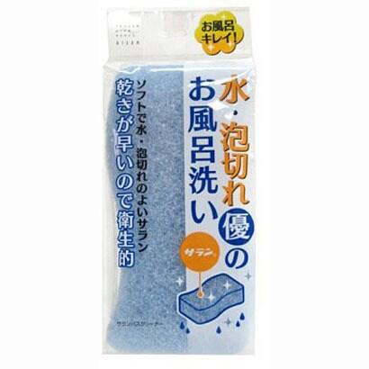 アイセン工業 お風呂キレイ 水 泡切れ優 サランバスクリーナー 袋1個