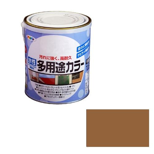 水性多用途カラー 1.6L カーキー