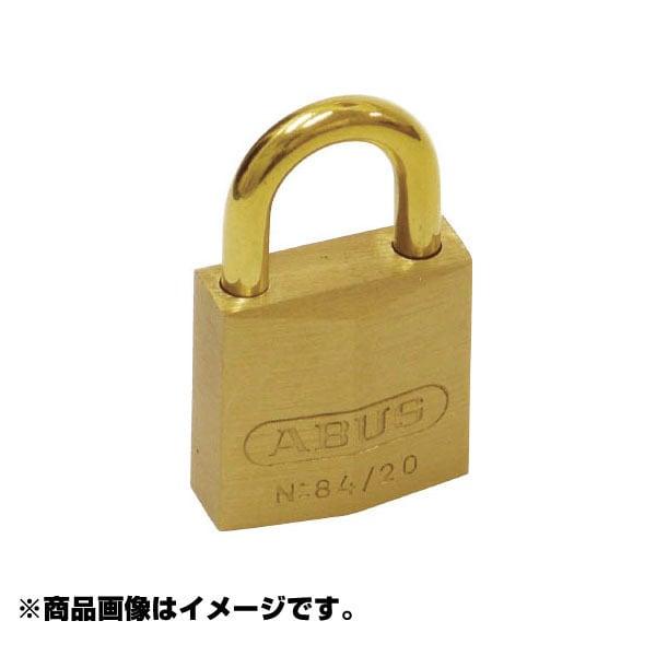 アバス社 ABUS 真鍮南京錠同番 84MB20KA_1402