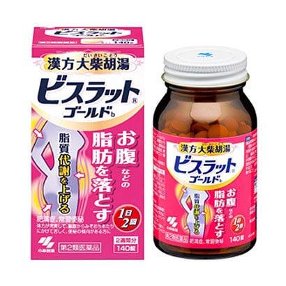 小林製薬 ビスラット ゴールドb 140錠 [4842]