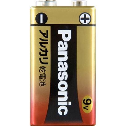 パナソニック アルカリ乾電池 9V形 6LR61XJ1S 1パック 10本
