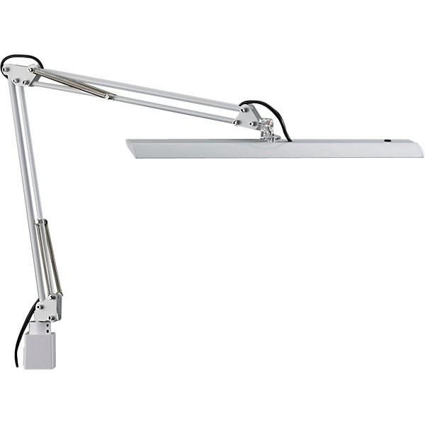 山田照明 Z-10N-W ホワイト Z-LIGHT LEDアームスタンド スタンドライト