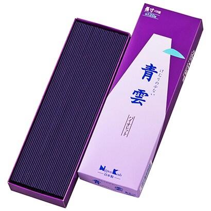 日本香堂 青雲バイオレット長寸バラ詰 箱175g [4002]