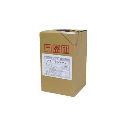 鈴木油脂工業 SYK ナチュラルソープ 16kg S-2753 [4226]