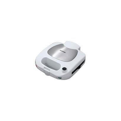 アイリスオーヤマ ホットサンドメーカー 電気 マルチサンドメーカー ホットサンド ワッフルメーカー ドーナツ IMS-703P-W 561943
