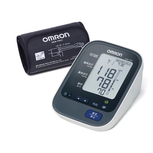 オムロンの上腕式血圧計HEM-7325T