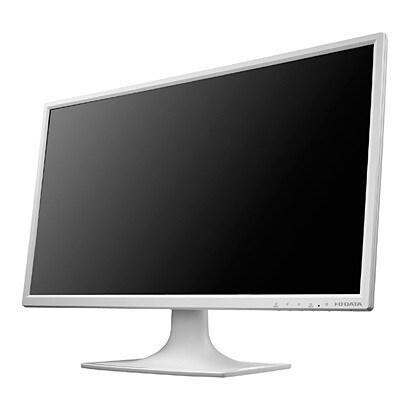 アイ・オー・データ 「5年保証」23.8型ワイド液晶ディスプレイ ホワイト LCD-AD243EDSW 1台