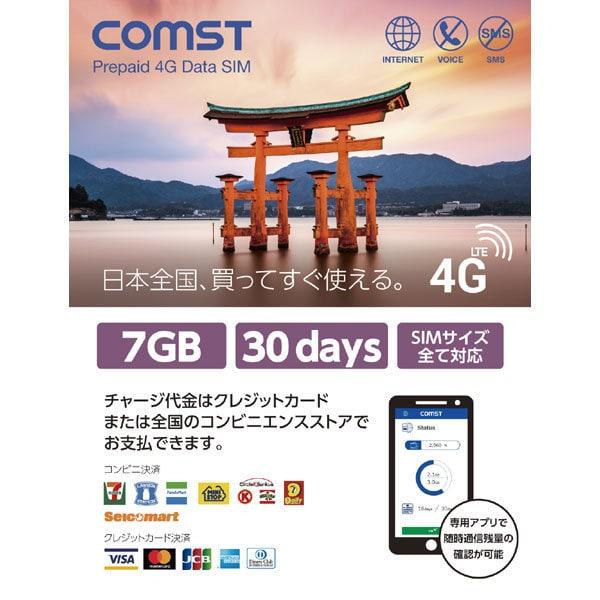 Comst T-SIM コムスト ティーシム