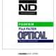 ND-4.0 光量調整用フィルター(NDフィルター) 10×10