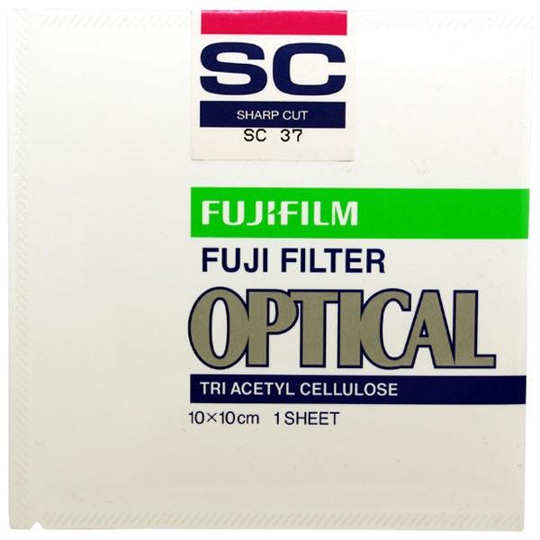 SC-37 紫外線吸収フィルター(SCフィルター) 10×10