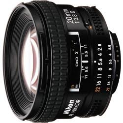 Ai AF Nikkor 20mm F2.8D [Ai AF ニッコール 20mm/F2.8 ニコンFマウント FXフォーマット]