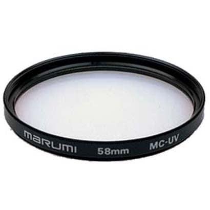 UV 35.5mm ブラック [紫外線カットフィルター]