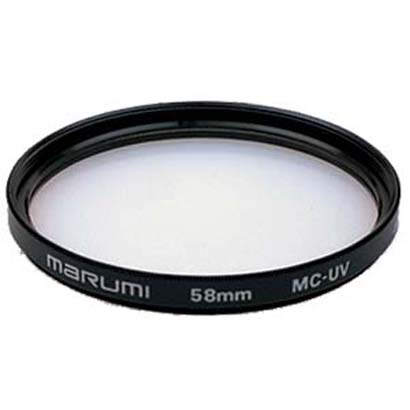 UV 39mm ブラック [紫外線カットフィルター]