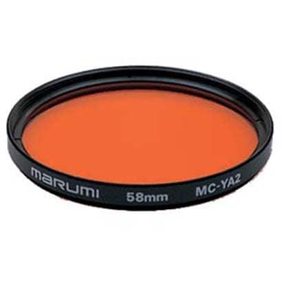 MC-YA2  48MM [モノクロ撮影用フィルター MC-YA2]