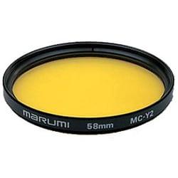 MC-Y2 58MM [モノクロ撮影用フィルター MC-Y2]